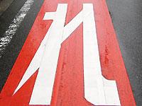 止まれ道路標識