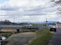 野方橋の修理