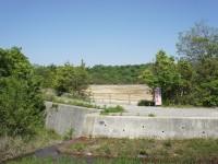 岩藤新池がからっぽ