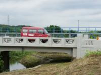 きれいになった野方橋