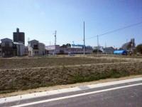 浅田の住宅造成地
