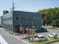 日進駅前のUFJ銀行