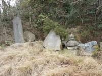 石碑置き場