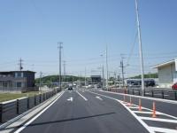 米野木東の交差点