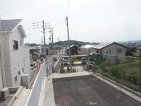 米野木の住宅街