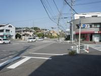 岩崎の交差点2