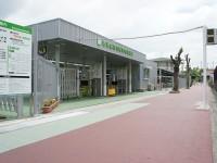 赤池駅の駐輪場3