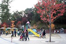 岡崎東公園・子供の遊び場