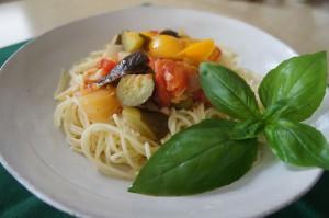 夏野菜で作るラタトゥユ、ラタトゥイユ